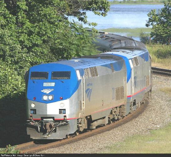Amtrak Three Rivers
