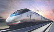Amtrak Acela train
