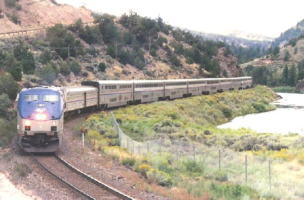 Light Rail Now Attack On Amtrak Is An Attack On Regional