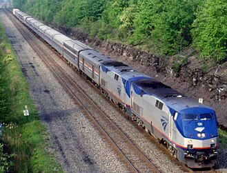 Amtrak Lakeshore Ltd.