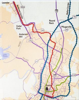 Austin Light Commuter Railway Proposal Offers Mobility Relief for