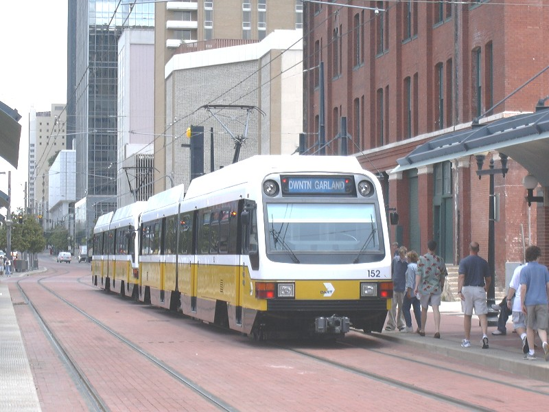 Dallas LRT