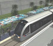 Houston LRT