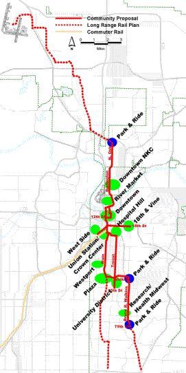 Kansas City Light Rail Plan Faces Voters