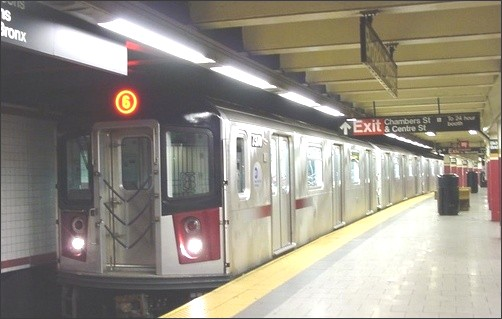 new york city subway lines. new york city subway train.