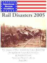 Rail Disaster cover
