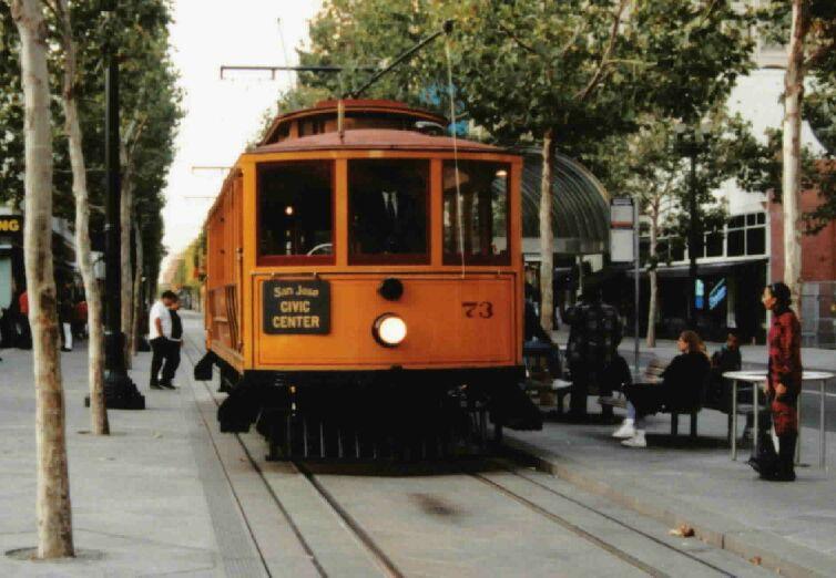San Jose Light Rail Transit Overview
