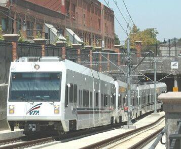 San Jose LRT