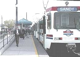 Salt Lake City LRT