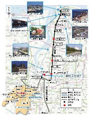 Toyama Light Rail Streetcar Light Rail Now