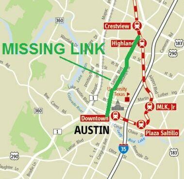 Austin Texas Citys Urban Rail Plan Needs Major Overhaul Light