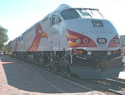 Albuquerque RailRunner Express