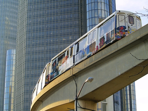 Detropit People Mover