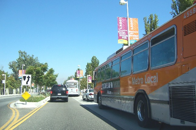 'Orange Line' busway