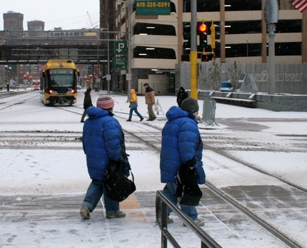 Minneapolis LRT