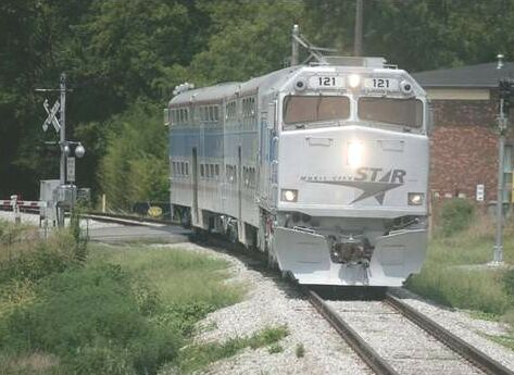 Nashville train