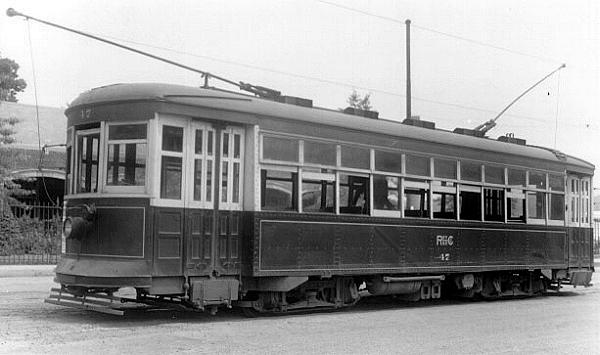 essays about electric trolley cars in the 19th century