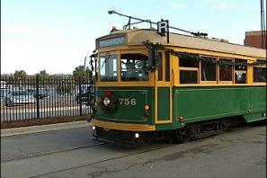 Savannah streetcar